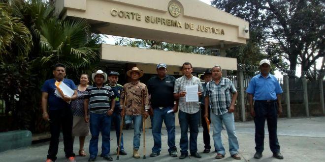 Comunidades organizadas contra laspandillasdenuncian persecución de FGR y PNC