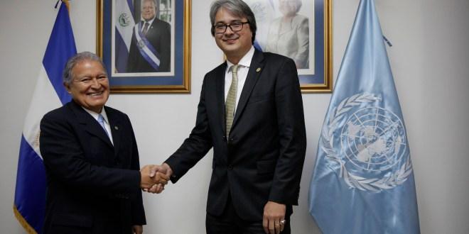 Plan El Salvador Seguro logra ejecución  bastante alta: Christian Salazar (PNUD)