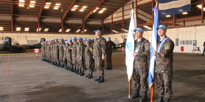 Contingente del FINUL parte al Líbano para acciones humanitarias