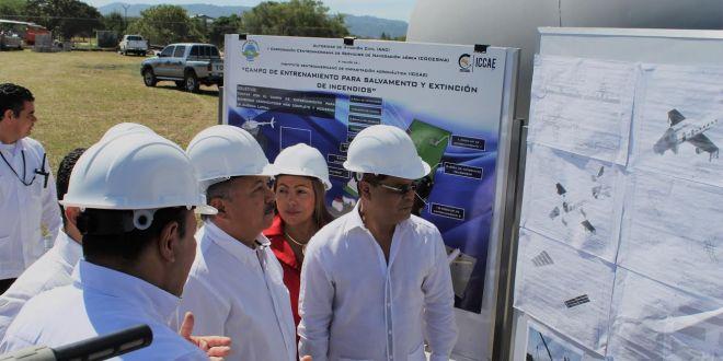 Gobierno invierte $2 millones  en construcción de hotel en la AAC