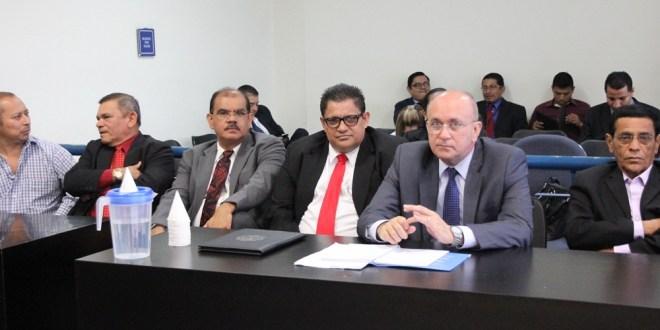 Jueces especializados son condenados por beneficiar a pandilleros