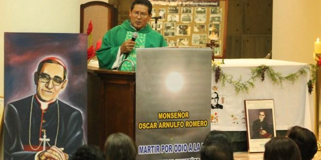 Monseñor Romero una sabiduría llena de compromisos para los más pobres: Padre Fredy Sandoval