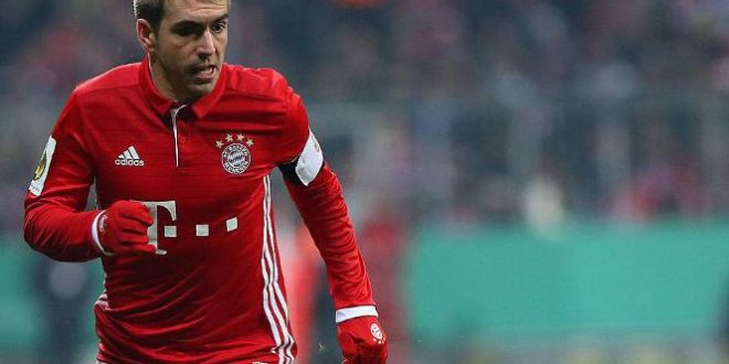Bayern avanza a  cuartos de Copa y Lahm anuncia su retiro