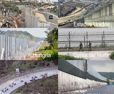 Los muros de separación en el mundo