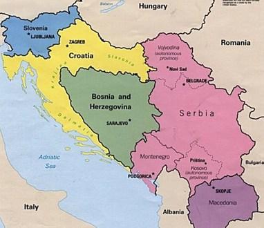 Vuelven las turbulencias en relaciones Serbia-Bosnia y Herzegovina