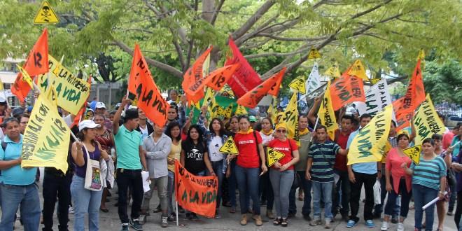 Asamblea  Legislativa  dispuesta a  aprobar Ley de Prohibición de Minería Metálica