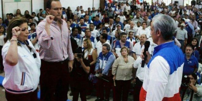 """ARENA defiende """"injerencia"""" de embajada norteamericana al crear Consejo Juvenil"""