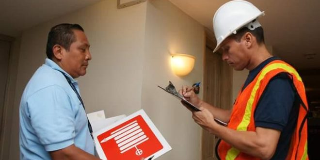 Bomberos presenta programa integral de inspecciones para prevenir incendios y accidentes