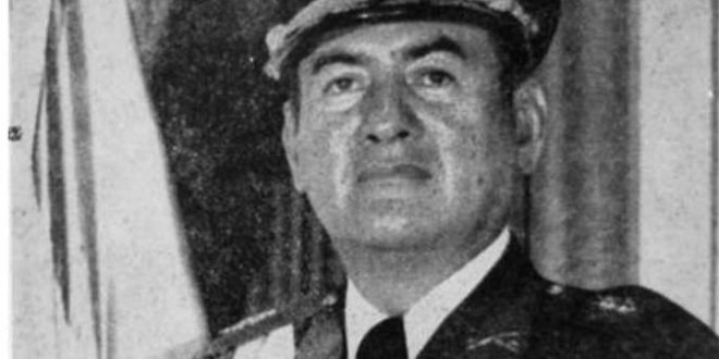 Muere último general que gobernó  El Salvador con mano de hierro