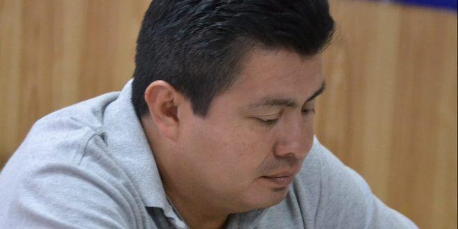 Carlos Burgos, campeón del Primer Abierto de Ajedrez