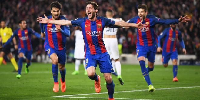 Barcelona, un festejo eufórico con sabor a venganza