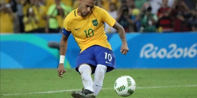 Neymar se une a Brasil para el choque de líderes con Uruguay
