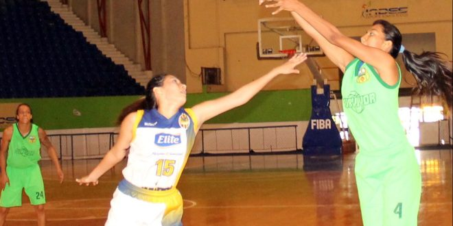 Survivor y Santa Tecla  a la final de la Liga  Femenina de Baloncesto