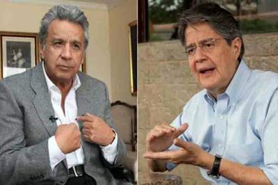 Comienza campaña hacia segunda ronda de presidenciales en Ecuador