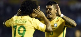 Brasil brilla y Argentina sufre para acercarse al Mundial
