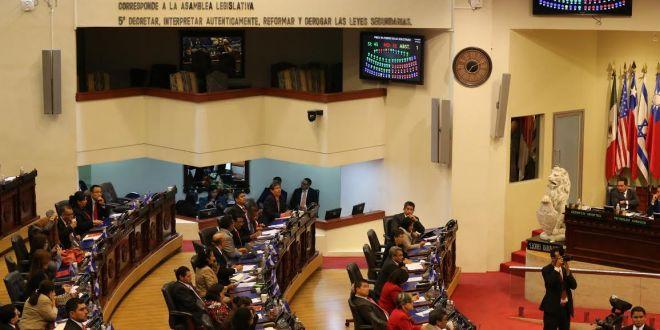 Asamblea Legislativa aprueba recorte presupuestario para superar el impago