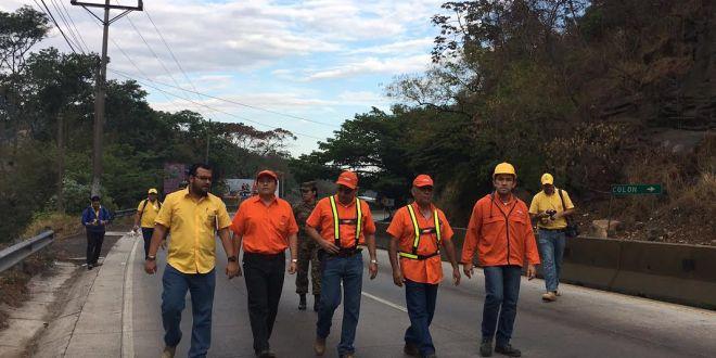 Evaluación del MOP definirá la apertura de carretera Los Chorros