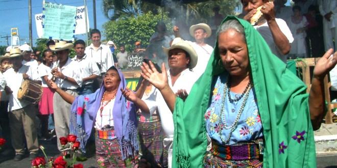 Pueblos Indígenas denuncian violencia  contra  la memoria histórica y ancestros