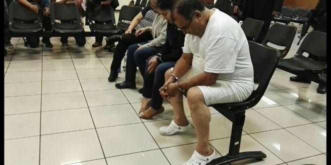 Juzgado establece que existe peligro  de fuga de José Adán Salazar y otros