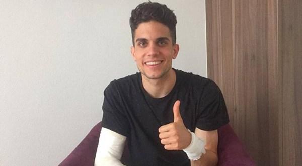 Bartra deja el hospital cuatro días después del ataque en Dortmund