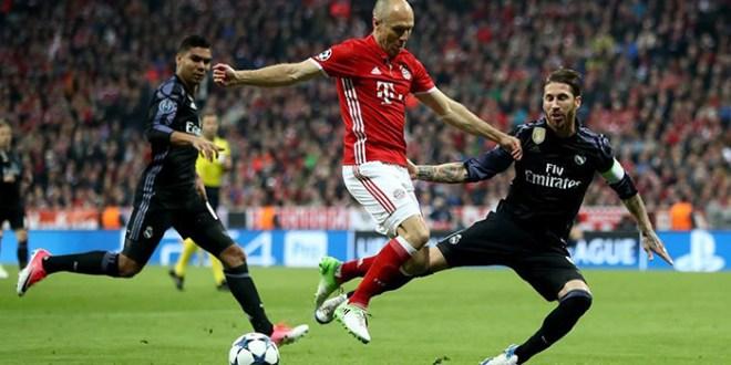 El Bayern Múnich viaja frustrado a Madrid
