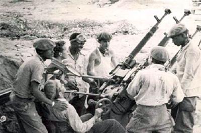 Cubanos celebran aniversario 56 del triunfo en Playa Girón