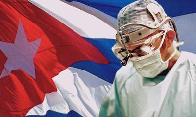 Médicos cubanos están en 62 países y son la mayor fuente de divisas