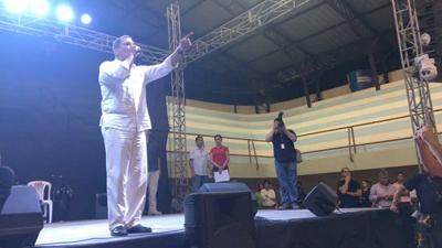 """""""Ya basta, acepten la derrota"""", insta presidente Correa a la oposición ecuatoriana"""