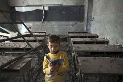 Más de 25 millones de niños fuera de las aulas en zonas de conflicto