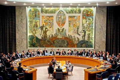 Estados Unidos asume presidencia del Consejo de Seguridad ONU