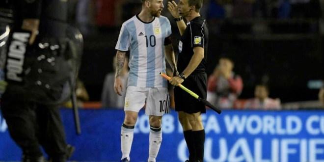 FIFA citó a Messi para presentar su descargo en Zúrich