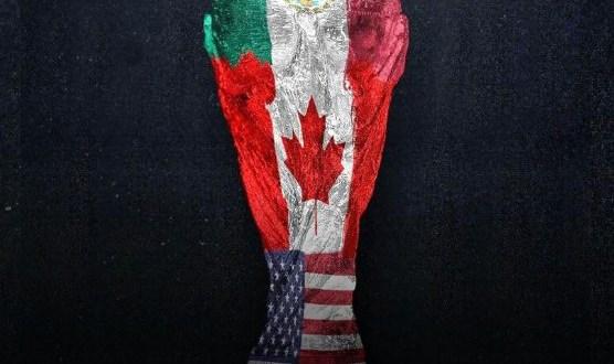 EEUU, México y Canadá anuncian candidatura conjunta para Mundial 2026