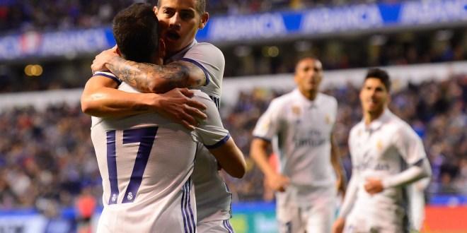 Barcelona y Real Madrid endurecen el pulso por el título