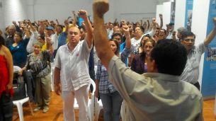 ¡Viva la RN!, ¡FAPU, FENASTRAS! ¡Viva COMADRES!.