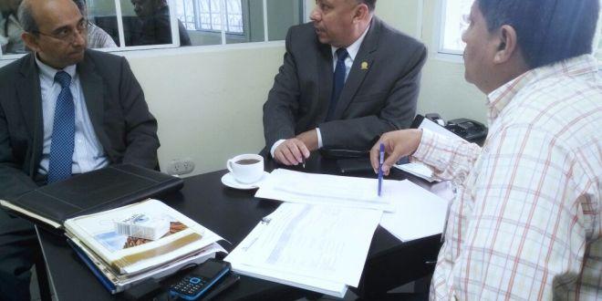 Presidente de la Corte de Cuentas verifica cumplimiento del plan de trabajo