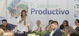 El Salvador camina hacia  la transformación productiva