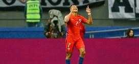 Alexis Sánchez entra en la historia grande de Chile