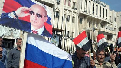 Rusia suspende memorando de cooperación con Estados Unidos en Siria