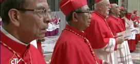 Papa proclama a cinco nuevos cardenales, la mayoría de comunidades olvidadas