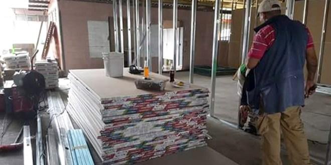Comienza la construcción del Albergue del Judo San Martín