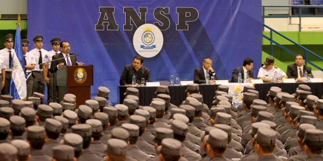 ANSP gradúa a los últimos alumnos bajo el pénsum antiguo