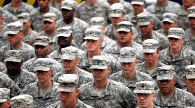 Trump prohíbe a las personas transgénero ingresar a las Fuerzas Armadas