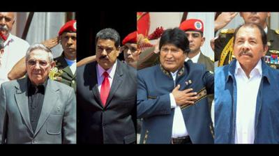 Nicaragua, Bolivia y Cuba rechazan amenazas de Trump contra Venezuela