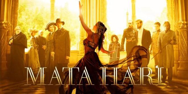 """Telemundo internacional estrena """"Mata Hari""""  el drama épico de la espía más famosa del mundo"""