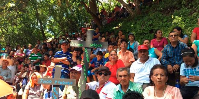 Estado salvadoreño pide perdón  por la masacre de El Calabozo