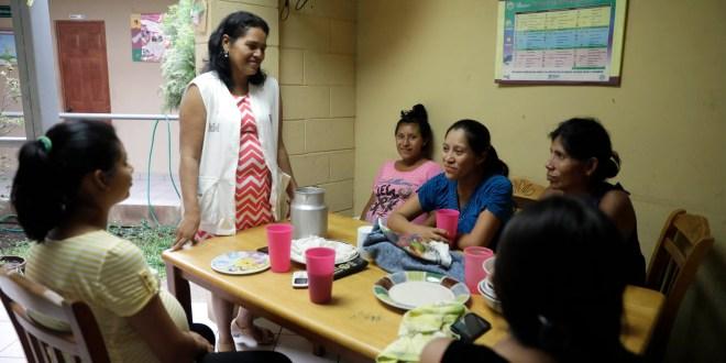 Hogar de Espera Materna,  un refugio de amor en Atiquizaya