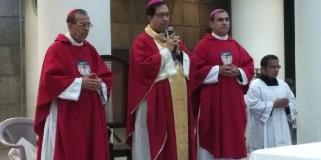 Una Iglesia peregrina que tiene vida : Arzobispo Escobar Alas