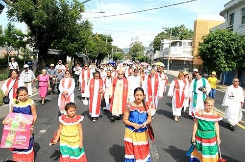 Iglesia Luterana celebra 31 años de compromiso con la sociedad salvadoreña