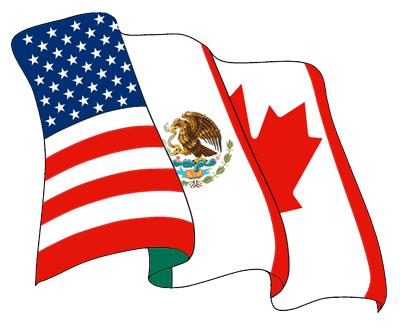 Ministros de México y Canadá descartan cláusula de extinción en Nafta