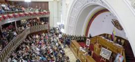 ANC asume competencias del Parlamento para garantizar la paz y estabilidad de la nación
